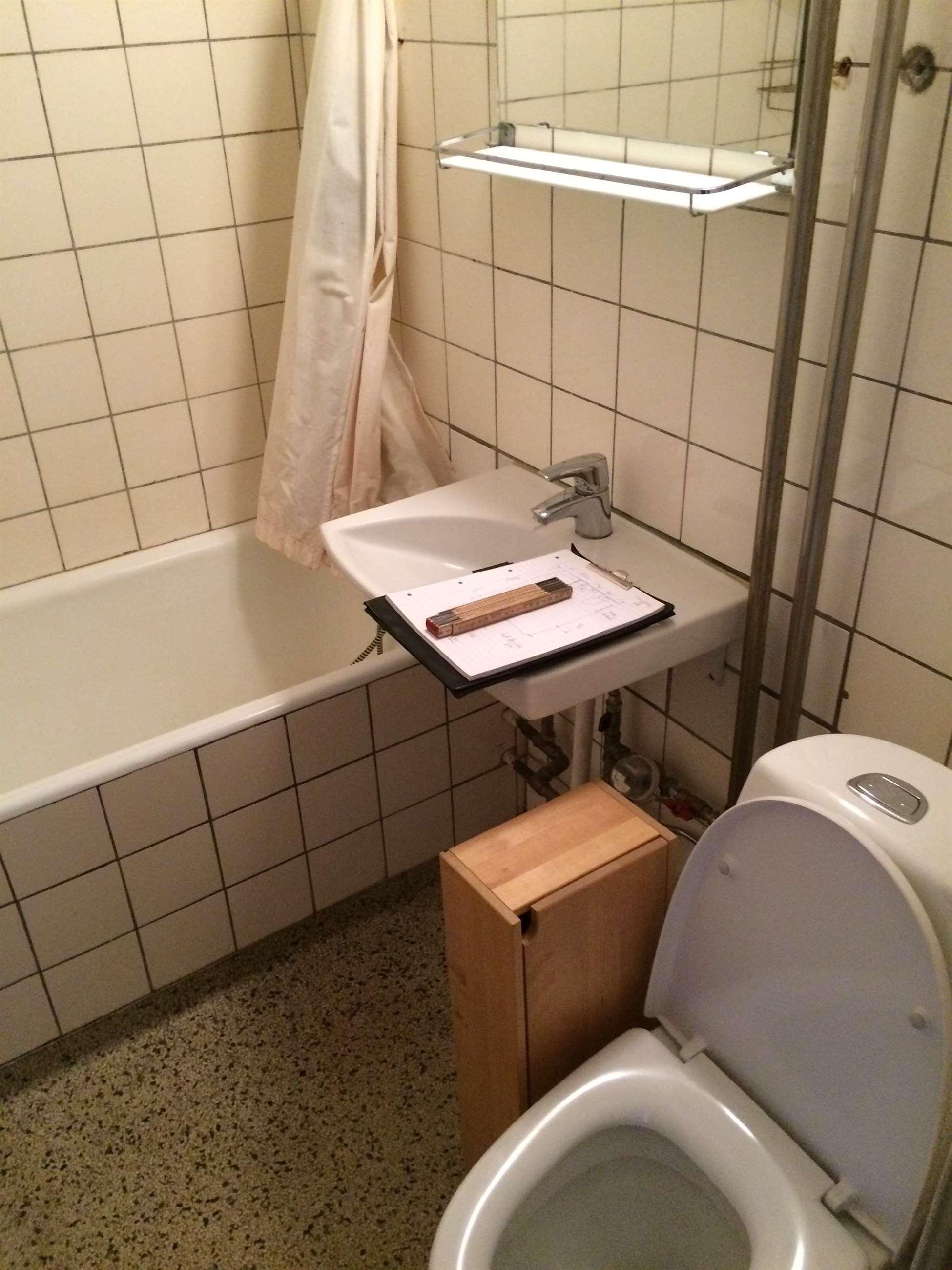 Picture of: Renovering Af Badevaerelse I Hinnerup Aarhus Risskov Fa Nyt Bad